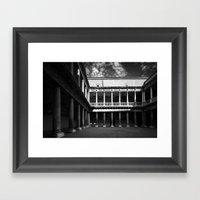 Palazzo del Bo -  Padova, Italia Framed Art Print