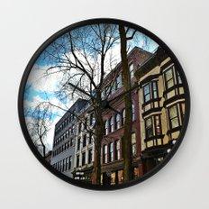 gastown Wall Clock