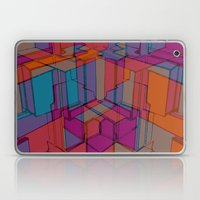 Cube Geometric I Laptop & iPad Skin