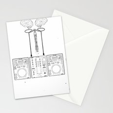 The Pioneer (CDJ Quick Connect Manual) Stationery Cards