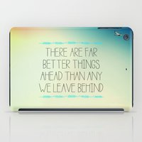 Better Things iPad Case