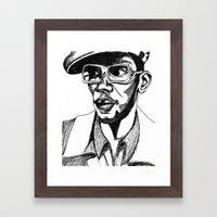 Mighty Mos Def Framed Art Print