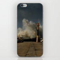 Dark Swell iPhone & iPod Skin