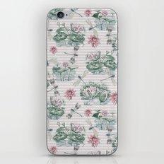 Water Lily Lake iPhone & iPod Skin