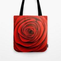 Red 1 Tote Bag