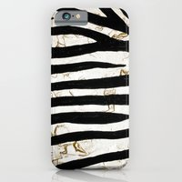 iPhone & iPod Case featuring Tyger Stripes by Ed Repard