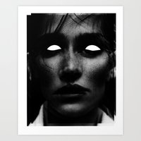 MURDER THEME#04 Art Print