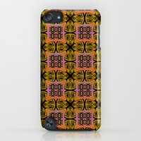iPhone Cases featuring Tiki Wood Star by Gene S Morgan
