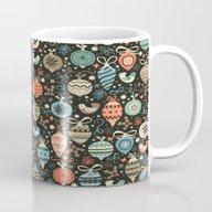 Festive Folk Charms Mug