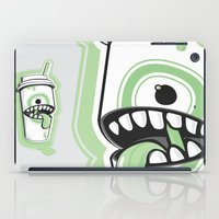 Latte Ghost iPad Case
