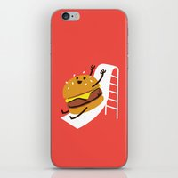 Slider Burger iPhone & iPod Skin