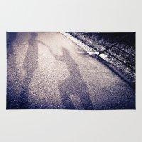 Shadow Proposal Rug
