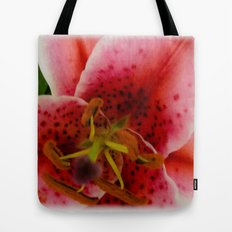 A Lily Of The Valley Tote Bag