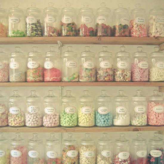Sweet Shop Art Print