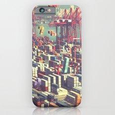 Pier Tetris iPhone 6 Slim Case