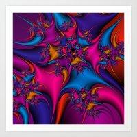 Mandala Bliss Art Print