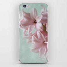 Fleeting Pink Spring iPhone & iPod Skin