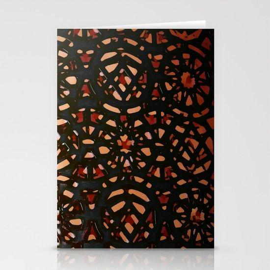 It's a pattern Stationery Card