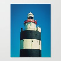 Hook Lighthouse, Co. Wexford Canvas Print