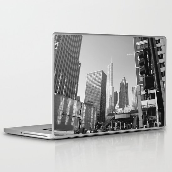 Phantoms Laptop & iPad Skin