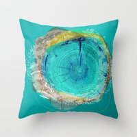 the abstract dream 17 Throw Pillow