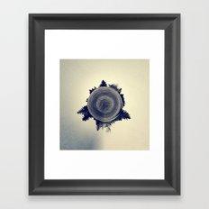 Blended Atmosphere Framed Art Print