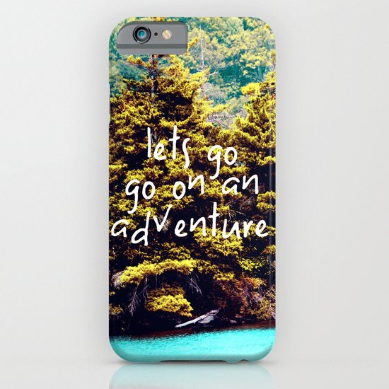 Lets Go iPhone & iPod Case