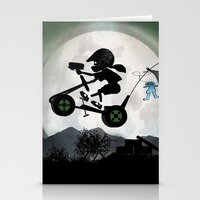 Halo Kid Stationery Cards