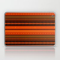 Under the Volcano - tribal geometrics Laptop & iPad Skin