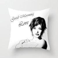 Good Morning Love Throw Pillow