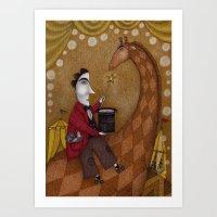 Magic Hour Art Print