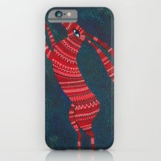 The gloomiest bunny iPhone 6 Slim Case