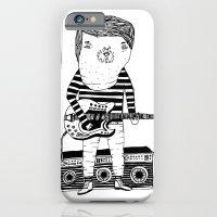 Guitar-Boy iPhone 6 Slim Case