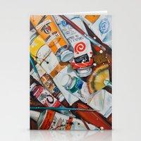 Paint Splash! Stationery Cards