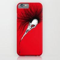 Bird Skull iPhone 6 Slim Case