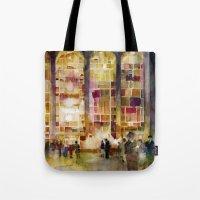 Lincoln Center, New York Tote Bag