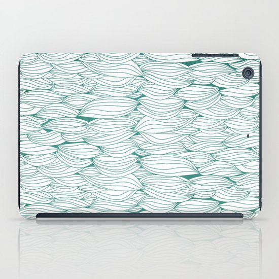 Dancing Feathers iPad Case