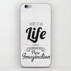Pure Imagination iPhone & iPod Skin