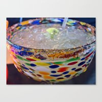 Festive Libation Canvas Print