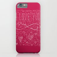 Infinity Valentine iPhone 6 Slim Case