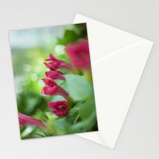 Tropical Pink Stationery Cards