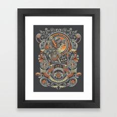 Mysctical Interlude Framed Art Print