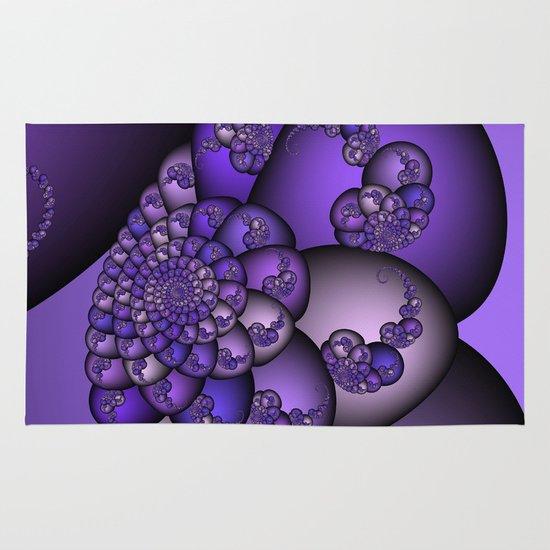 Perplexity of Purple Area & Throw Rug