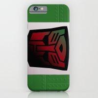 Transformers Generation 1: Rub Sign: Autobot iPhone 6 Slim Case
