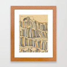 Ocean Of Love Framed Art Print
