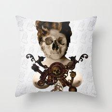 Mort Subite Throw Pillow