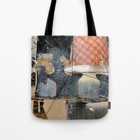 Dispatcher, 7 Tote Bag