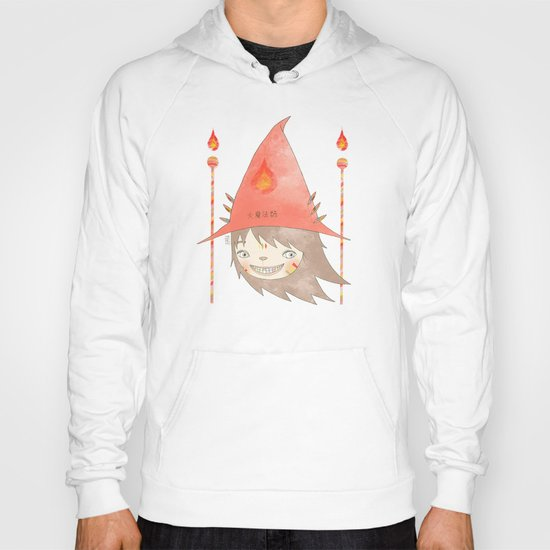 PAULLY POTTER - LICENSED WIZARD Hoody