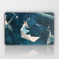 My Favourite Swing Ride Laptop & iPad Skin