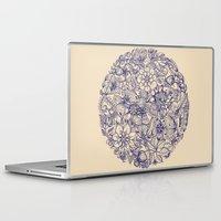 friends Laptop & iPad Skins featuring Circle of Friends by micklyn